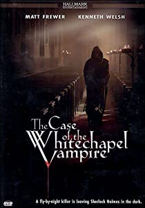 Site for free downloads movies The Case of the Whitechapel Vampire by Rodney Gibbons [iTunes]
