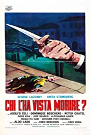 Who Saw Her Die? Poster