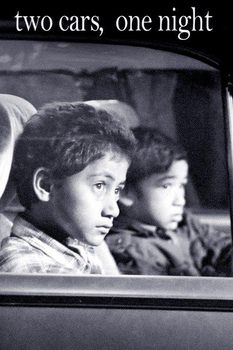 Rangi Ngamoki and Te Ahiwaru Ngamoki-Richards in Two Cars, One Night (2003)