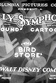 The Bird Store Poster