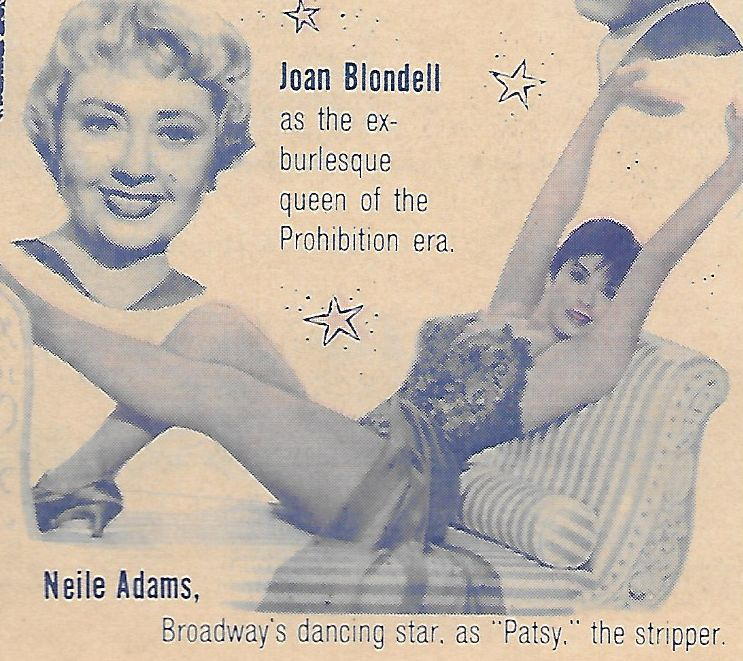 Joan Blondell and Neile Adams in This Could Be the Night (1957)