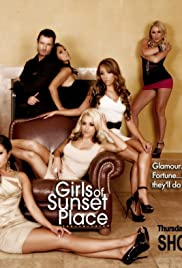 Girls of Sunset Place Poster