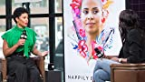 BUILD: How Sanaa Lathan Connected to her Character in 'Nappily Ever After'