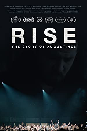 Where to stream RISE: The Story of Augustines