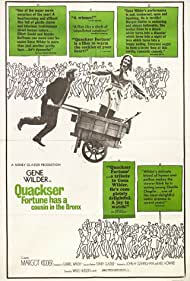 Quackser Fortune Has a Cousin in the Bronx (1972) Poster - Movie Forum, Cast, Reviews