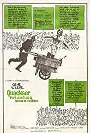 Quackser Fortune Has a Cousin in the Bronx(1970) Poster - Movie Forum, Cast, Reviews