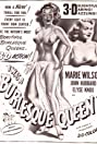 I Was a Burlesque Queen (1953) Poster