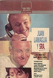 Mr. and Mrs. Juan Lamaglia Poster