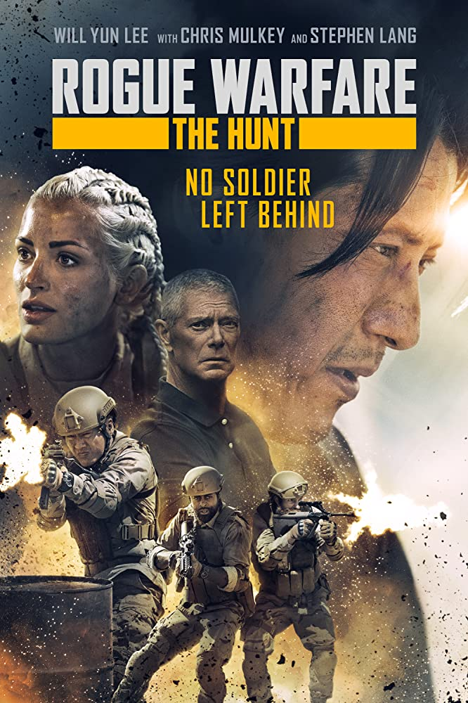 Rogue Warfare 3: Death of a Nation (2020)