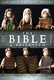 The Bible: A Brickfilm - Part One Poster