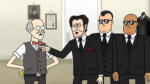 Regular Show: Benson's Suit