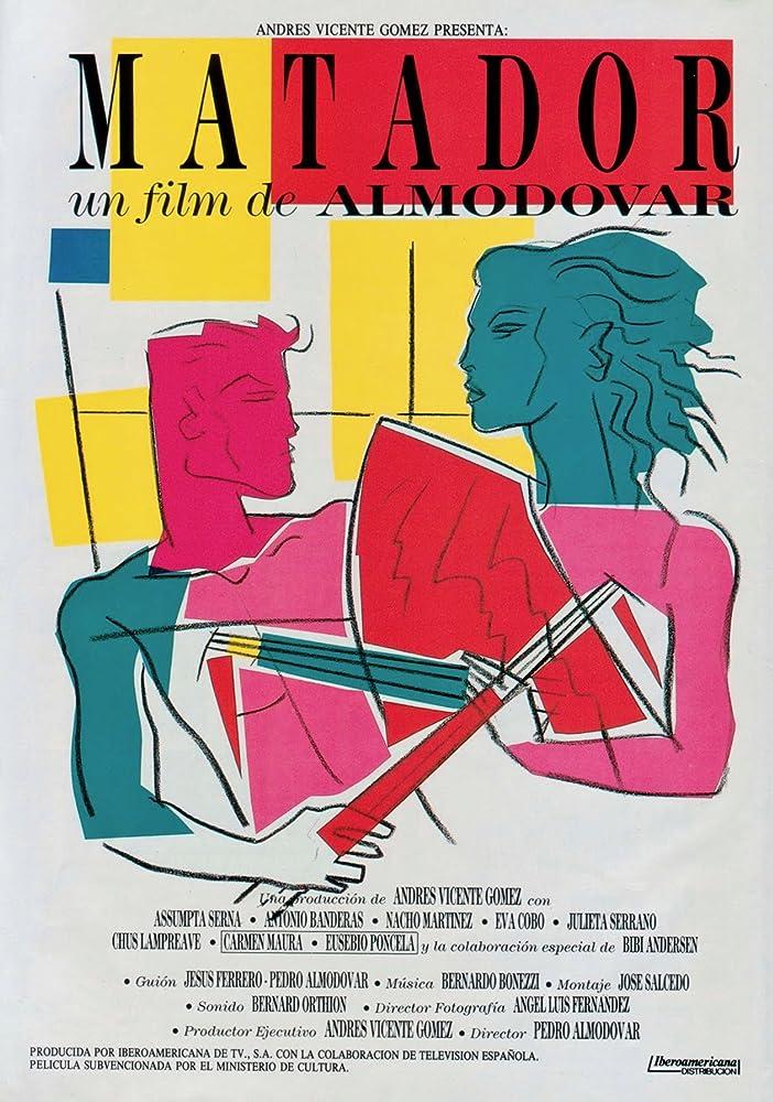 افلام المخرج الإسباني بيدرو ألمودوفار