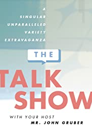 The Talk Show with John Gruber Poster