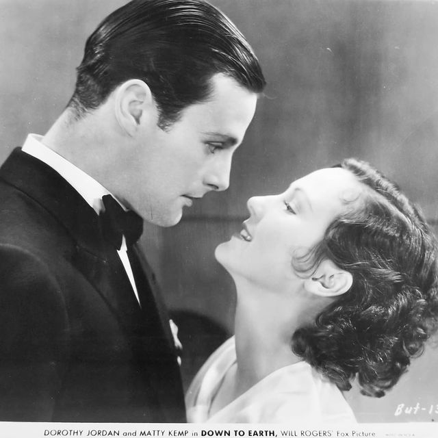 Dorothy Jordan and Matty Kemp in Down to Earth (1932)