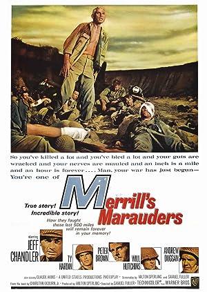 Where to stream Merrill's Marauders