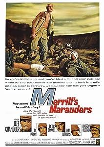 Direct mobile movie downloads Merrill's Marauders [720px]