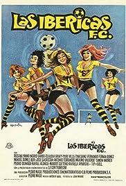 Las ibéricas F.C. Poster