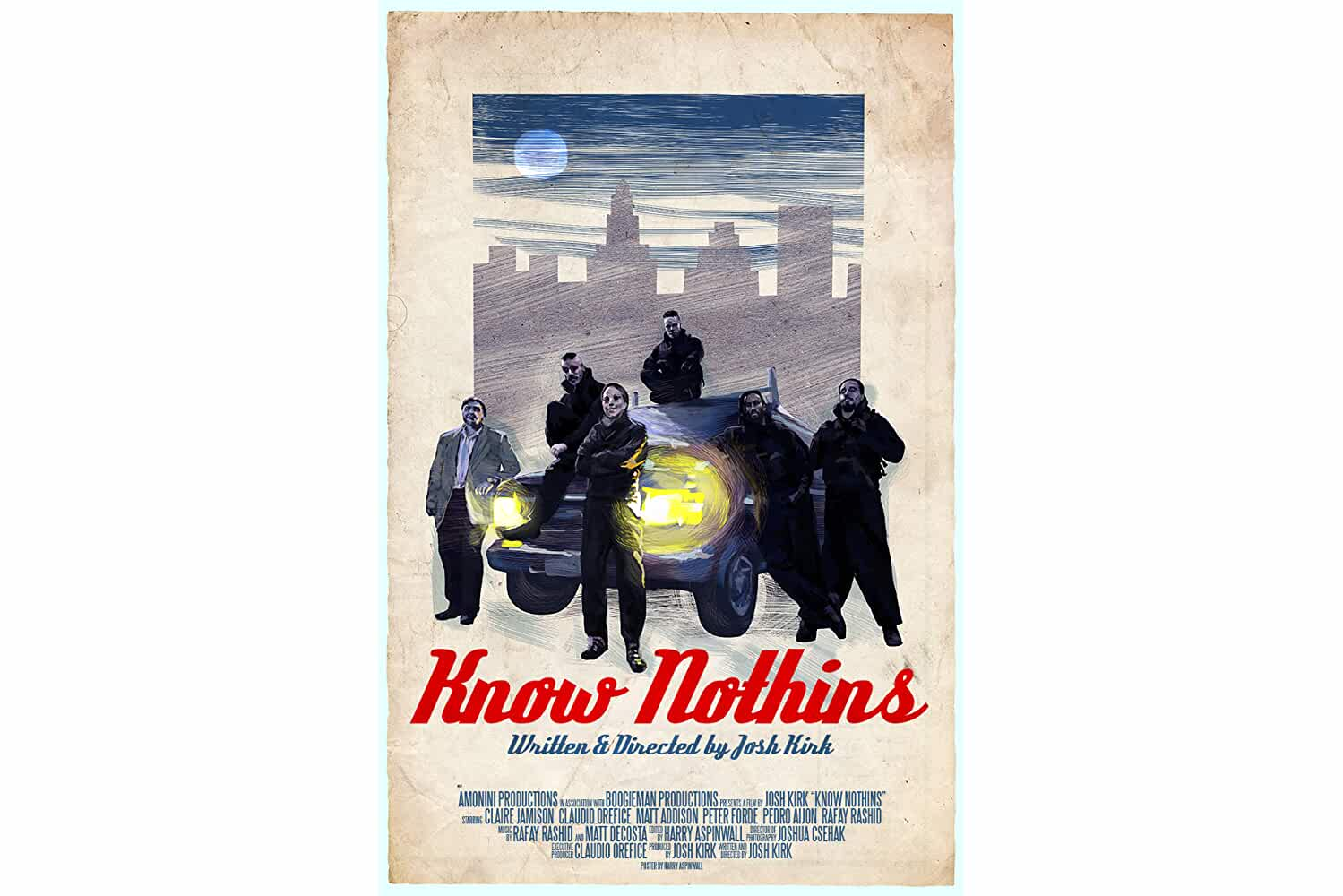 Know Nothins (2018)