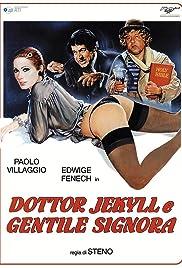Dottor Jekyll e gentile signora Poster