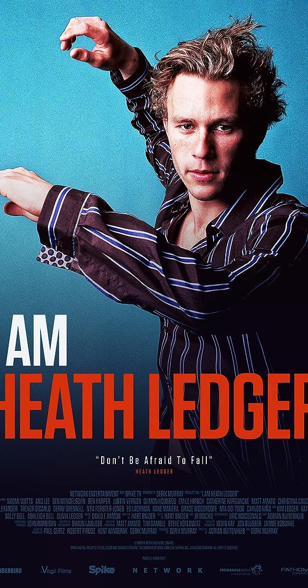 Subtitle of I Am Heath Ledger