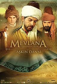 Müsfik Kenter, Burak Sergen, Özcan Deniz, and Sinan Tuzcu in Mevlana Celaleddin-i Rumi: Askin dansi (2008)