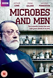 Microbes and Men Poster