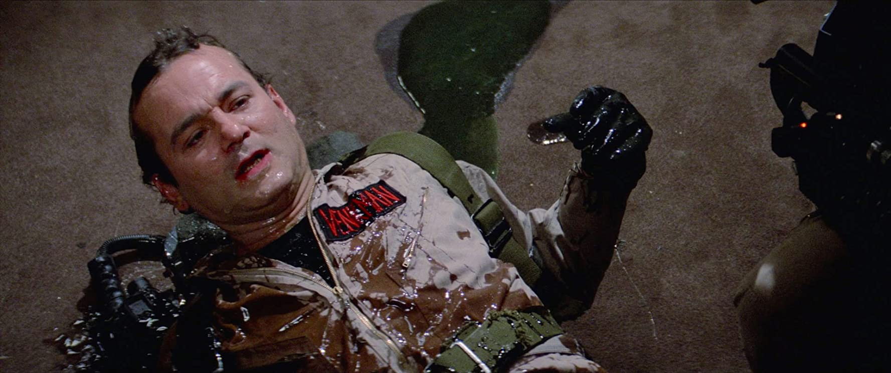 Bill Murray in Ghostbusters (1984)