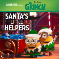 Santa's Little Helpers Poster