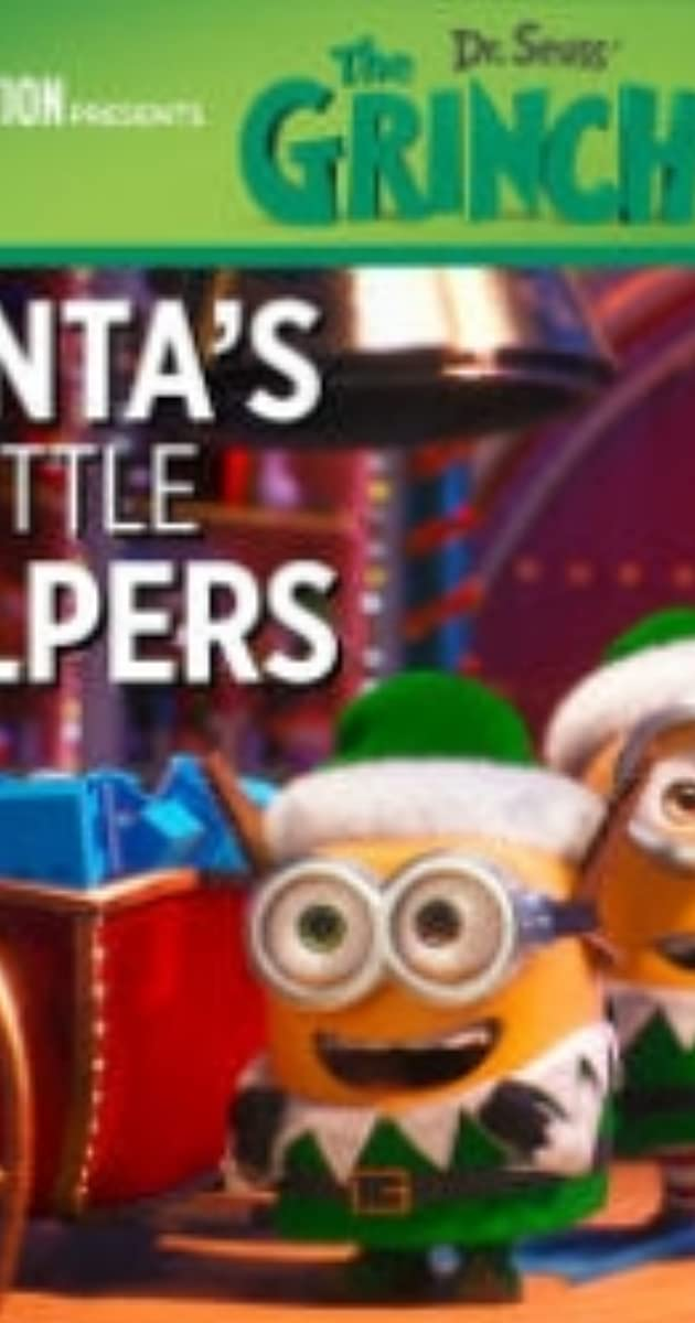 Subtitle of Santa's Little Helpers