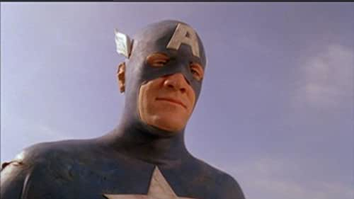 Trailer for Captain America