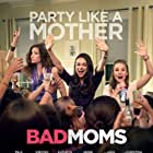 Jada Pinkett Smith, Christina Applegate, Mila Kunis, Kristen Bell, Kathryn Hahn, and Annie Mumolo in Bad Moms (2016)