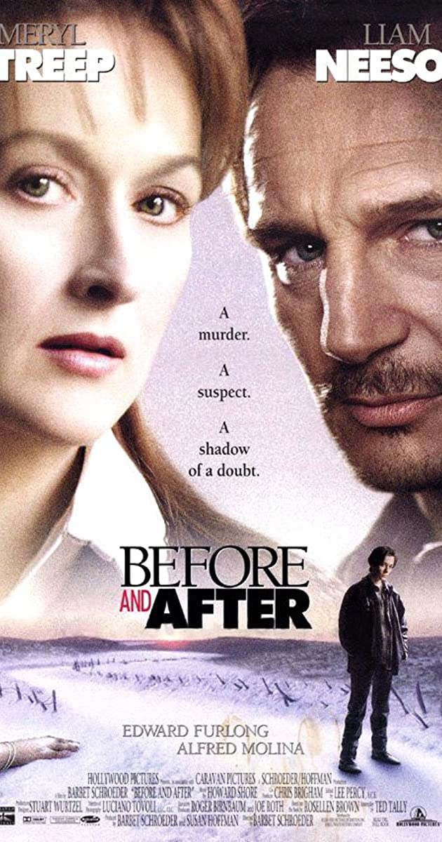 Subtitle of Before and After