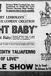 A Twilight Baby Poster