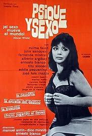 Psique y sexo Poster