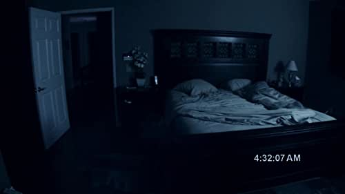 Dates in Movie & TV History: Sept. 18, 2006 - Paranormal Activity