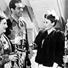 Barbara Stanwyck, Beulah Bondi, Fred MacMurray, and Elizabeth Patterson in Remember the Night (1940)