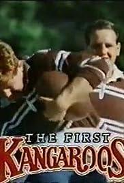 The First Kangaroos Poster