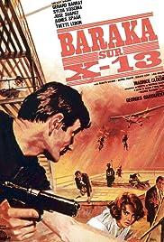 Baraka sur X 13 Poster
