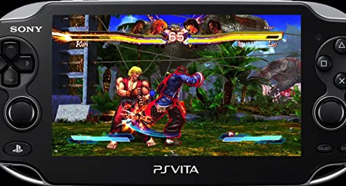 Street Fighter X Tekken (Vita Tekken Gameplay)