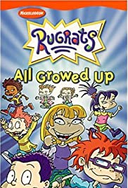 The Rugrats: All Growed Up Poster