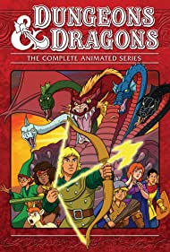 Dungeons & Dragons (1983) Poster - TV Show Forum, Cast, Reviews