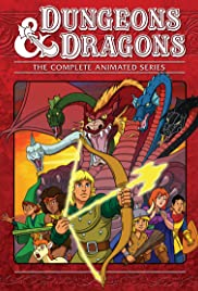 Dungeons & Dragons Poster - TV Show Forum, Cast, Reviews