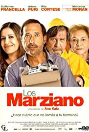 Los Marziano (2011) Poster - Movie Forum, Cast, Reviews