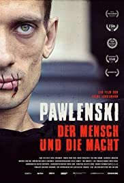 Pavlensky - Man and Might Poster