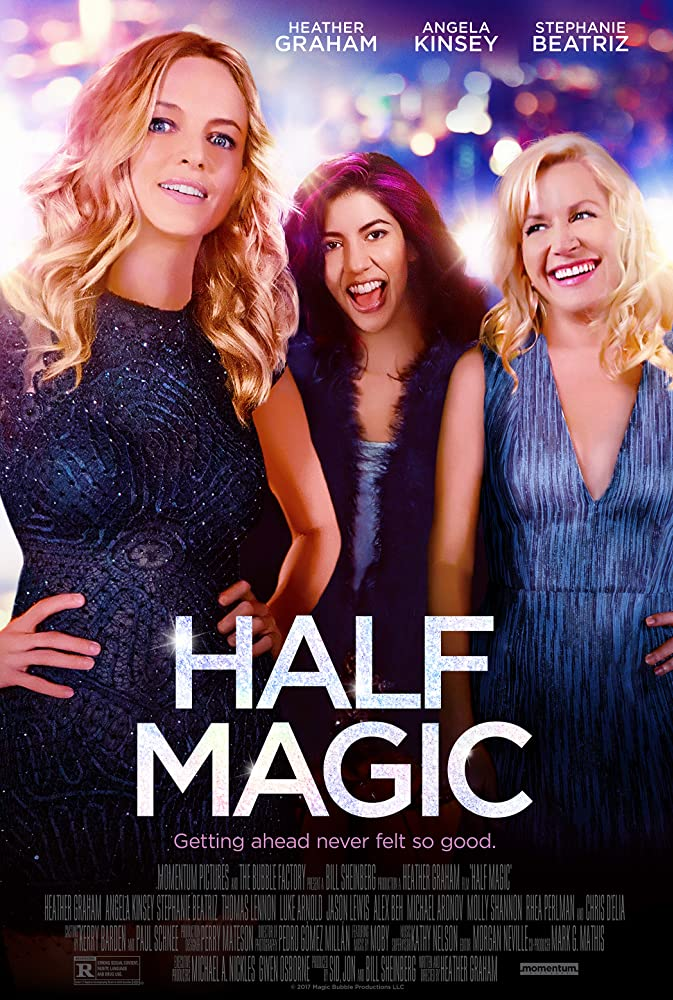 Half Magic (2018) English