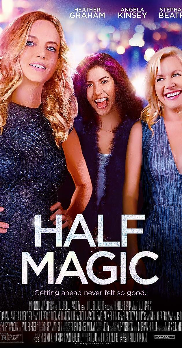 Subtitle of Half Magic