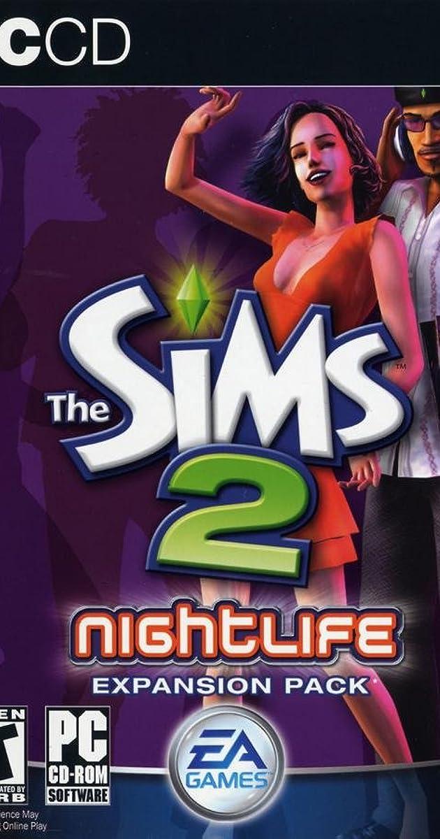 The Sims 2: Nightlife (Video Game 2005) - IMDb