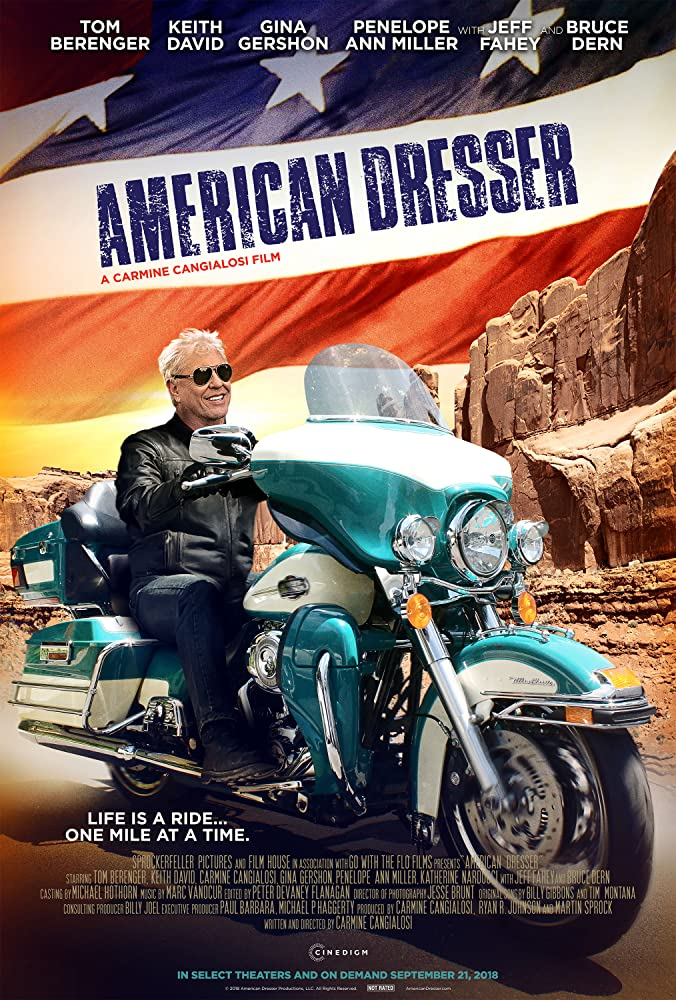 Tom Berenger in American Dresser (2018)