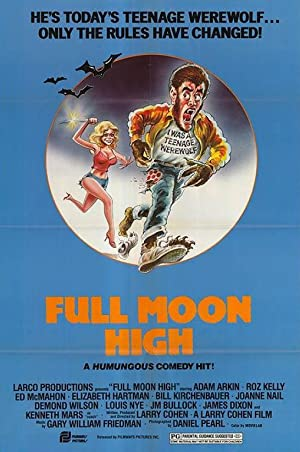 Full Moon High (1981)