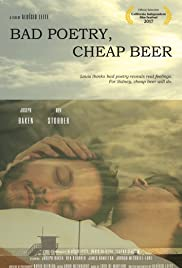 Bad Poetry, Cheap Beer Poster